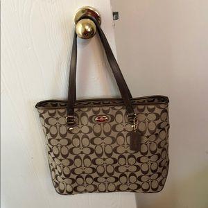 Coach handbag with tag. Brand new